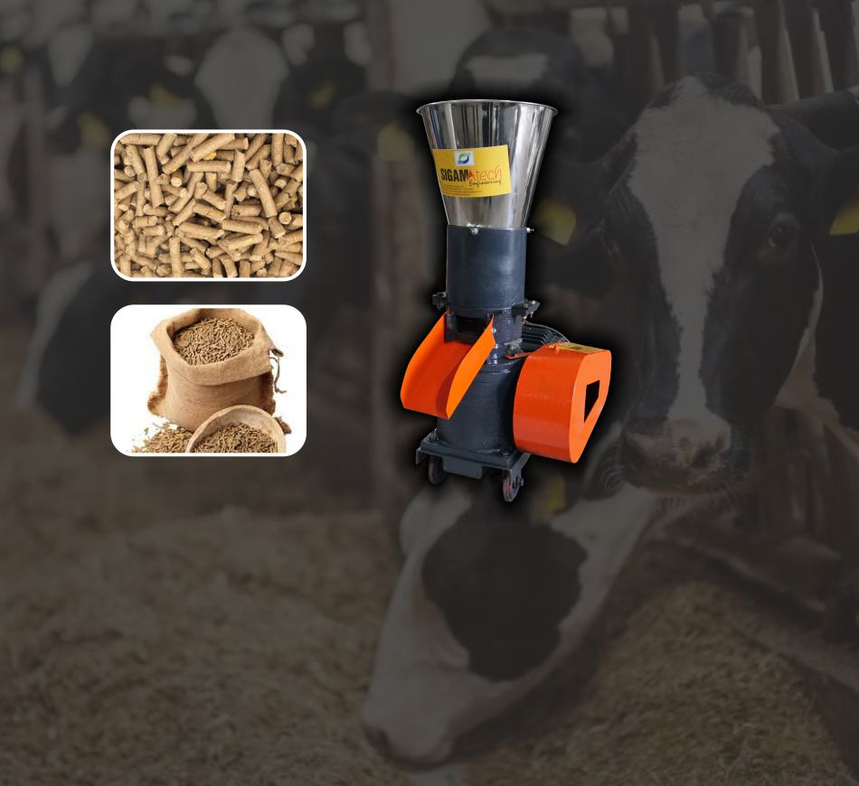 Cattle Feed Making Machine