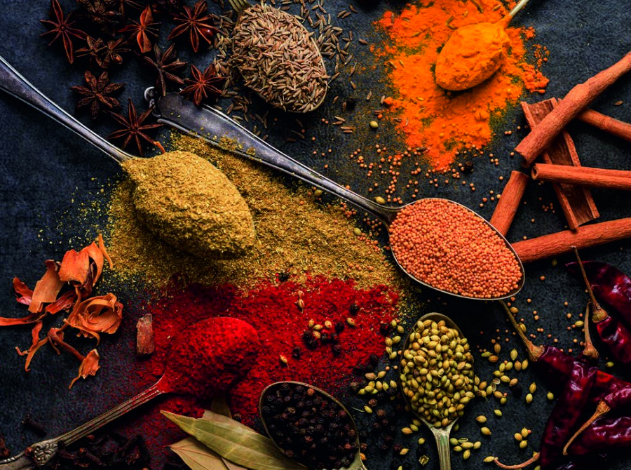 Spice , Wheat and Masala Business