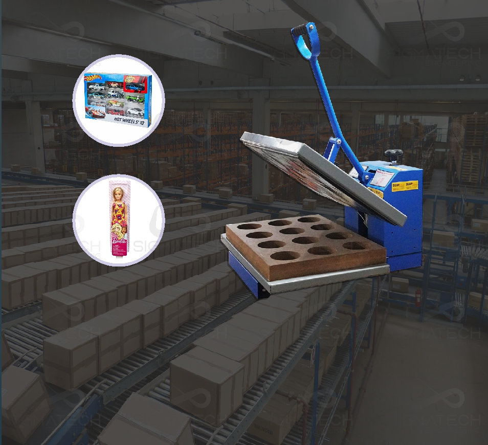 Toys and Cover Packing Machine
